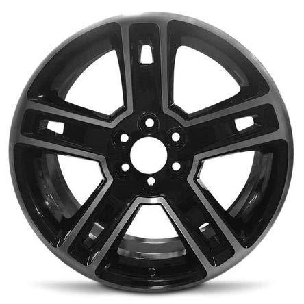 Road Ready Car Wheel for 2015-2020 Cadillac Escalade Escalade ESV 22 inch Aluminum Rim Fits R22 Tire - Exact OEM Replacement