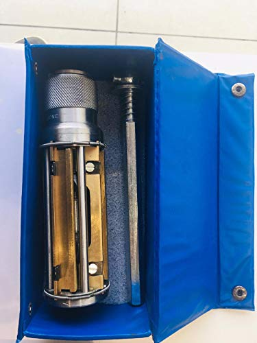 Bruñidor Para Pulir Interiores De Cilindros 50 mm - 75 mm + 16 Piedras de pulido industrial 4' x 3/8' x 3/8' + **ENVÍO EXPRESS GRATIS**