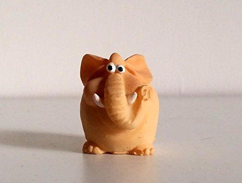 Disney Figurine en résine éléphant h 3,5 cm
