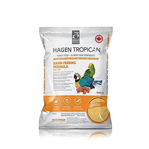 HARI - Mangime per pappagalli - Hand Feeding Formula Pappa da imbecco - 2000gr