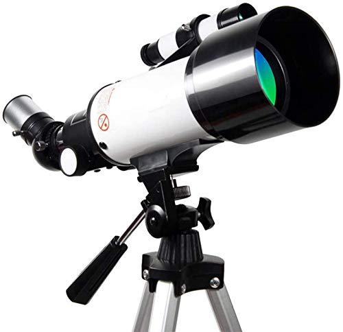 FGVDJ Telescopio monocular, telescopio astronómico refractivo para niños, monocular portátil, iluminación Espacial Telescopio de Regalo para niños Observación de estr