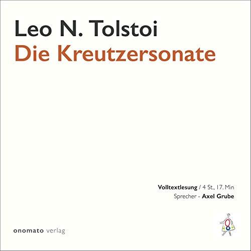 Die Kreutzersonate  By  cover art