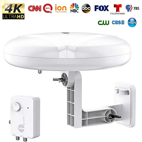 [New Version] HDTV Antenna -...