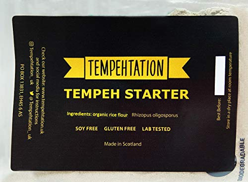 Tempeh Starter 40 Grams