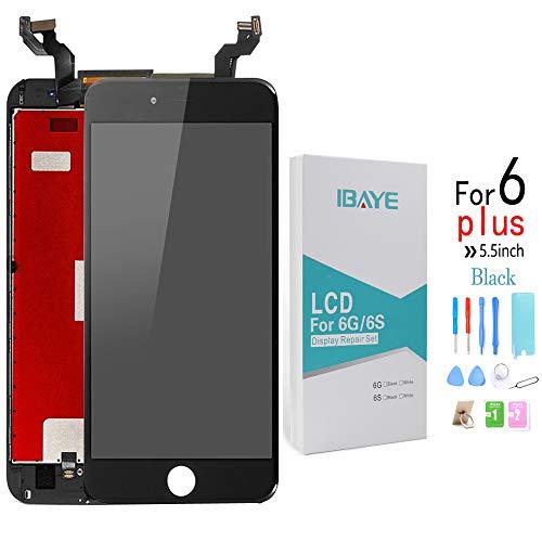 Ibaye para iPhone 6 Plus LCD Pantalla Táctil LCD Reemplazo 5.5