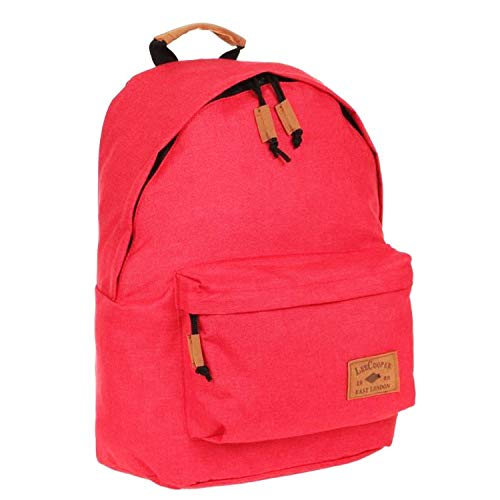 LEE COOPER Sac a Dos Borne Rouge