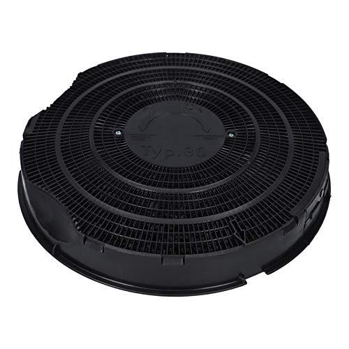 Aktivkohlefilter für AEG Electrolux 9029793750 Whirlpool 484000008609 482000022754 Wpro FAC309 Typ 30 Dunstabzugshaube