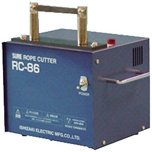 SURE(石崎電機製作所) デスクトップロープカッター80W RC-86