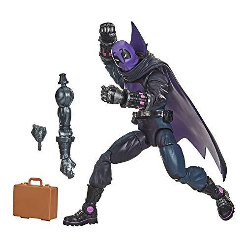 Boneco Marvel Legends Series Spider-Man: Into Spider-Verse Figura Marvel's Prowler - F0258 - Hasbro
