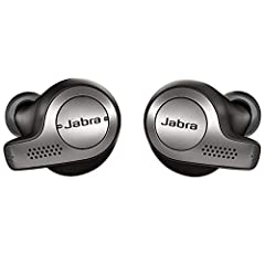 True wireless earbuds – Conversations are made incredibly clear with the Jabra Elite 65t true wireless earbuds that are proven to deliver superior call performance. Plus, a long-lasting battery with charging case included keeps you connected all day....