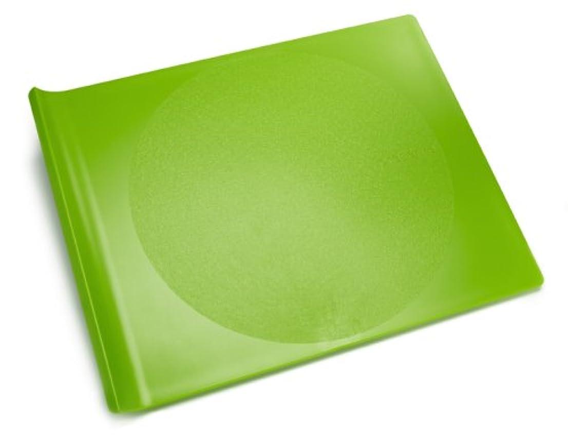 禁止する十マーカー海外直送品Cutting Board Plastic, Large Apple Green 1 CT by Preserve