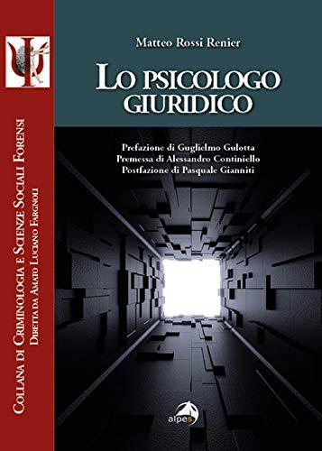 Lo psicologo giuridico
