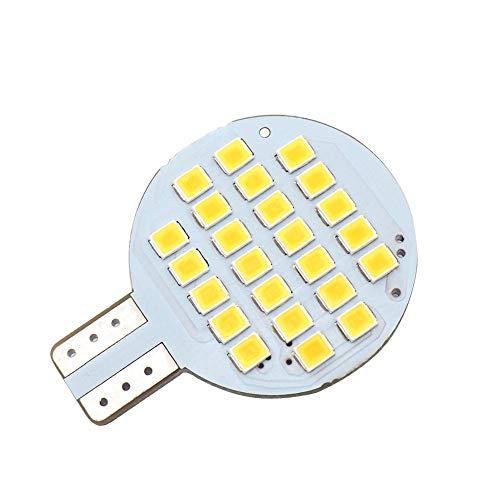 GRV T10 AMPOULE LED 921 194 192 C921 24–2835 SMD Super Bright Lampe AC/DC 12 V-24 V 2,5 W