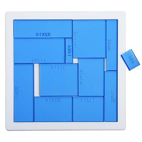 El Puzzle Más Difícil En El Mundo, El Super Difícil Auto-masoquista Puzzle Burning Cerebro Adulto Puzzle1933 Inventado por Edison 1933 Regalos De Cumpleaños 's Hijo En