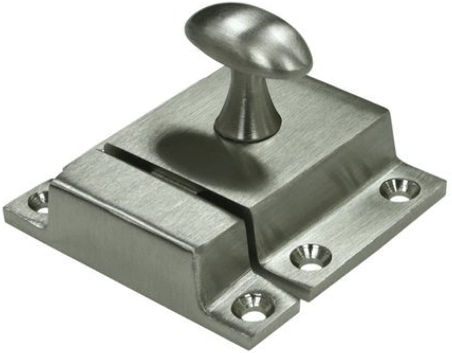 Deltana CL1580U15 1.6-Inch x 2.3-Inch Cabinet Lock by Deltana