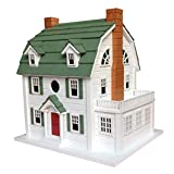 Home Bazaar HB-9509 Dutch Colonial Barn House Decorative Hanging Nest Birdhouse...