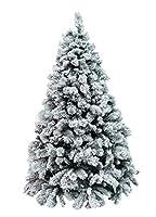 GUARDA IL VIDEO: https://www.youtube.com/watch?v=uNS9A3tZjgM . L'albero Milton Innevato si distingue per l'estrema pienezza e per la varietà della chioma, risultato del susseguirsi imprevedibile di due tipologie di rami: in PVC e in PP, materiale que...