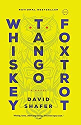 Books Set in Oregon: Whiskey Tango Foxtrot by David Shafer. Visit www.taleway.com to find books from around the world. oregon books, oregon novels, oregon literature, oregon fiction, oregon authors, best books set in oregon, popular books set in oregon, books about oregon, oregon reading challenge, oregon reading list, portland books, portland novels, oregon books to read, books to read before going to oregon, novels set in oregon, books to read about oregon, oregon packing list, oregon travel, oregon history, oregon travel books