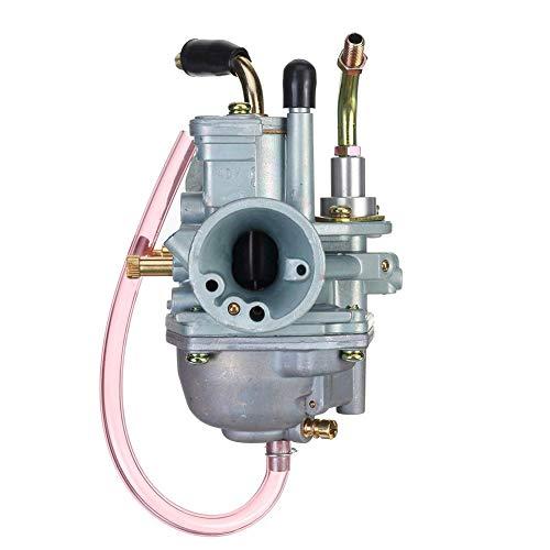 Carburetor Compatible with Polaris Predator 90 MANUAL CHOKE 90cc Carb SPORTSMAN 90 YAMAHA JOG 90 100 90cc 100cc 4DM