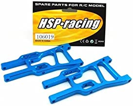 Parts & Accessories 1 Pair HSP 106019 Aluminum Front Lower Suspension Arm 06011 for 1:10th Upgrade Parts Off Road Buggy Wa...