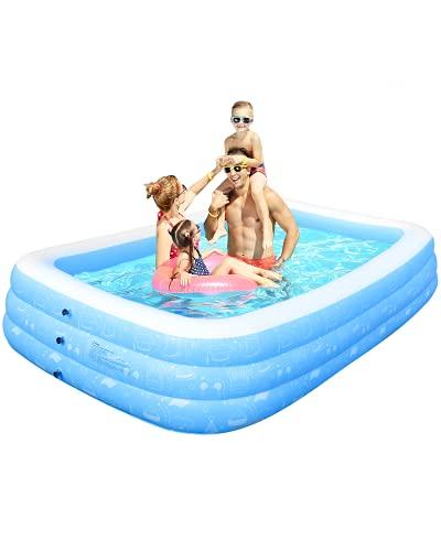 Gladle Inflatable Swimming Pool