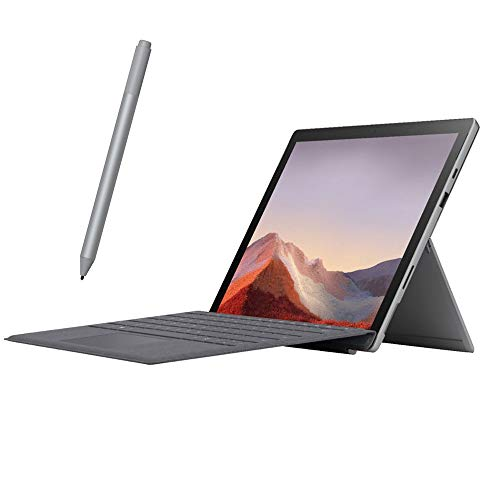 Microsoft Surface Pro 7 2 in 1 Touchscreen PC Tablet 12.3