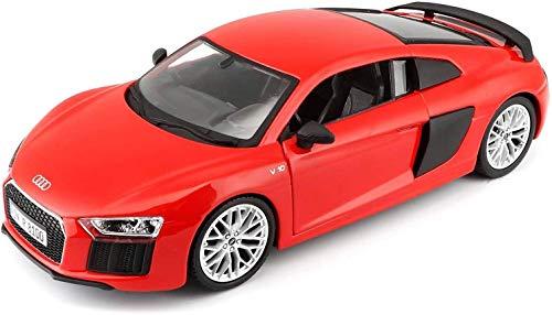 BBurago Maisto France - M31513 - Véhicule miniature - Audi R8 V10 PLUS - Échelle 1/24