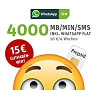WhatsApp SIM Prepaid