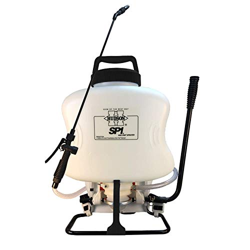 HD Hudson Hudson 97154 SP1 Multi-Purpose Professional Bak-Pak Sprayer, 47'