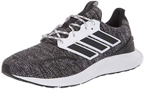 adidas Men's ENERGYFALCON Wide Sneaker, core Black/White