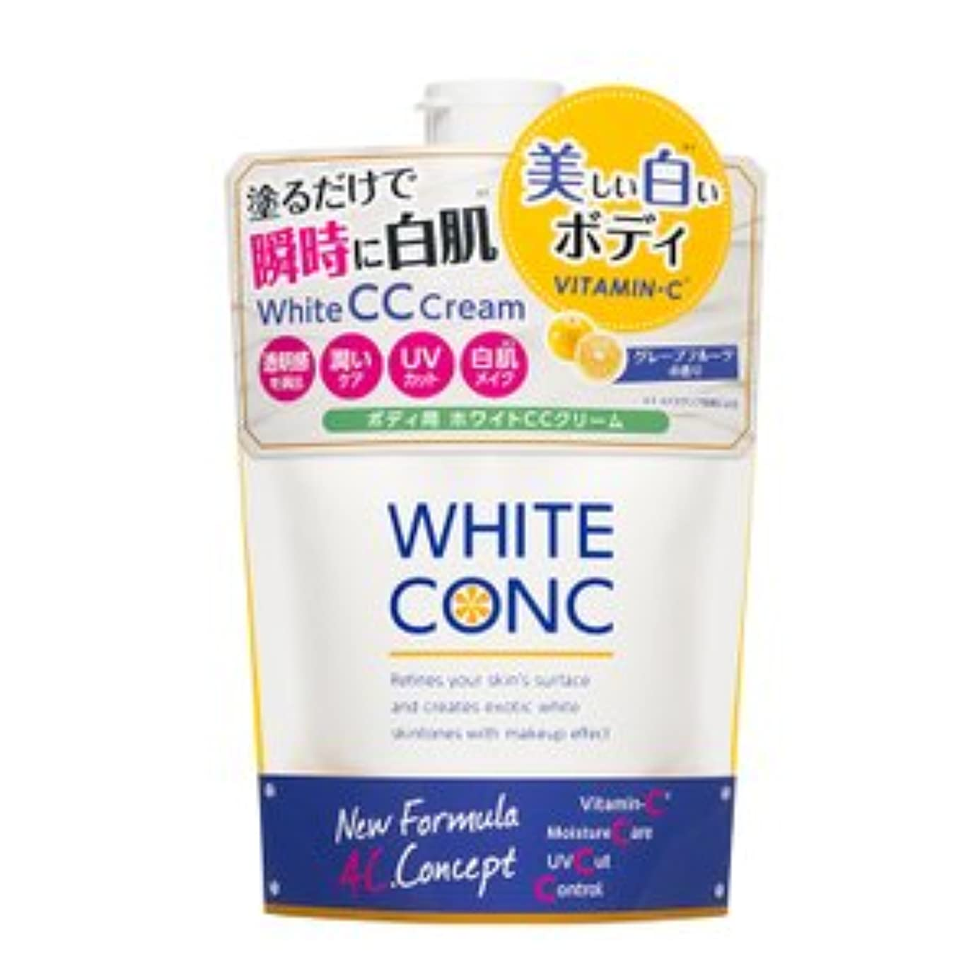 連合チロ再現する薬用ホワイトコンクホワイトCCクリーム 200g