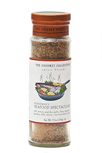 The Gourmet Collection Spice Blends - Gewürzmischung - Fisherman's Seafood Spectacular