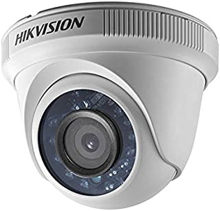 Hikvision Digital Technology DS-2CE56C0T-IRPF CCTV Security Camera Interior y Exterior Almohadilla Blanco 1280 x 720Pixeles Digital Technology DS-2CE56C0T-IRPF CCTV Security Camera