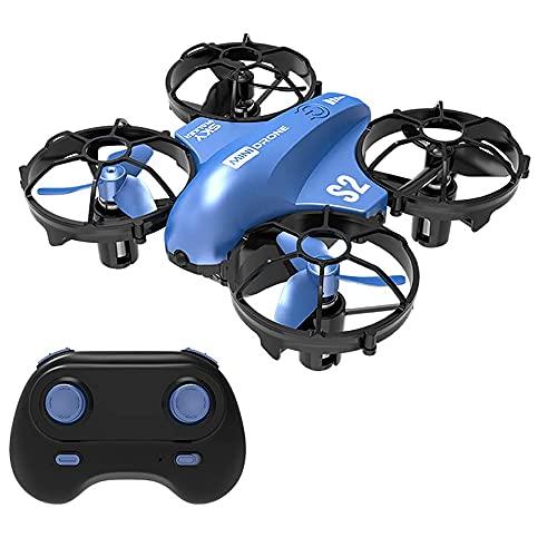 markc Mini Quadricottero, Mini Drone, Giocattoli Per Bambini, Modello Di Aeroplano Telecomandato Mini Drone, Adatto A Bambini, Principianti, Adulti, Regali Di Compleanno Per Bambini E Bambine Di 6 Ann