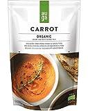 Auga Sopa ecológica de zanahoria cremosa 400 ml