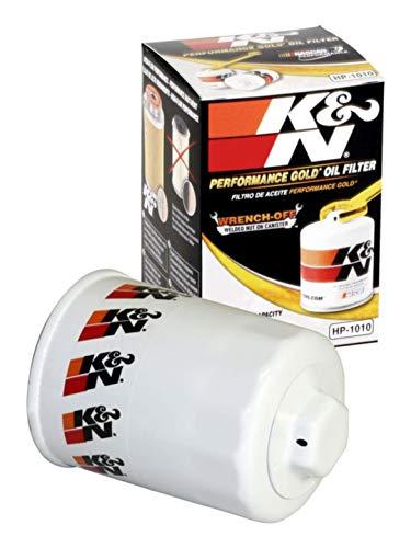 K&N HP-1010 filtro de aceite Coche