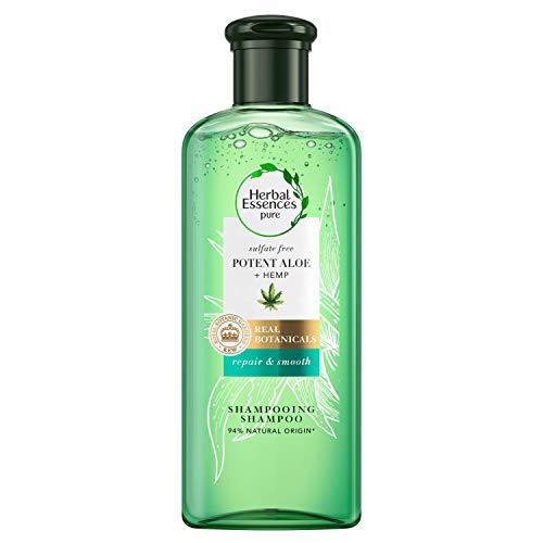 bon comparatif Herbal Essence, shampooing sans sulfate d'aloès et de chanvre, cheveux secs, 225 ml un avis de 2021
