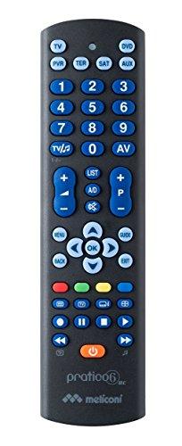 Meliconi Telecomando Universale PRATICO 6 RC