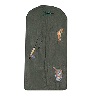 Patch Magic 12-Inch by 23-Inch Fly Fishing Diaper Stacker by Patch Magic