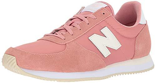 New Balance 220v1 - Zapatillas de Deporte para Mujer, Color Rosa, Talla 38.5 EU