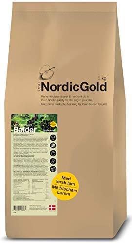 UNIQ Nordic Gold Balder, 1er Pack (1 x 10 kilograms)