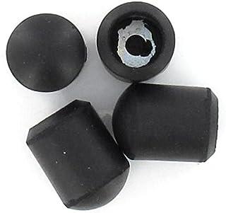 Conteras de Goma para Muebles - Muchos Tamaños y Cantidades Disponibles - Ideal para Mesas y Sillas (16mm, 16 piezas) - po...