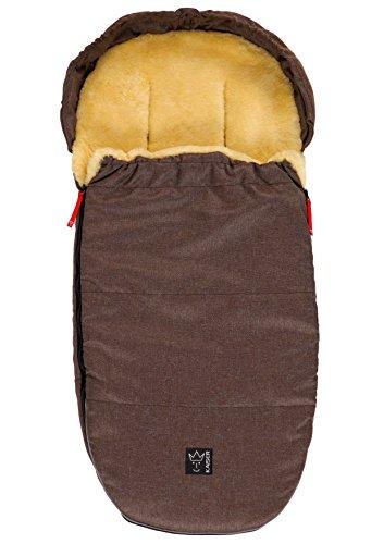 Kaiser Lenny Saco de dormir de piel de cordero, mezcla