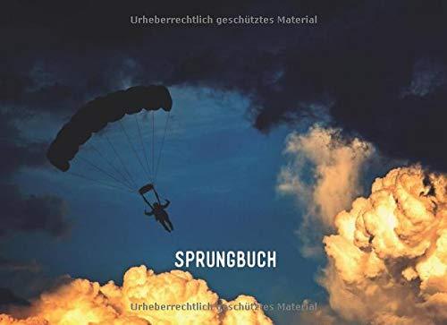 Sprungbuch: Skydive Logbuch Für 200 Sprünge