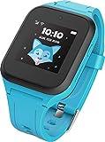 TCL Kinder Smartwatch 'MT40X' MOVETIME, GPS, Kamera und Notruftaste, Blau