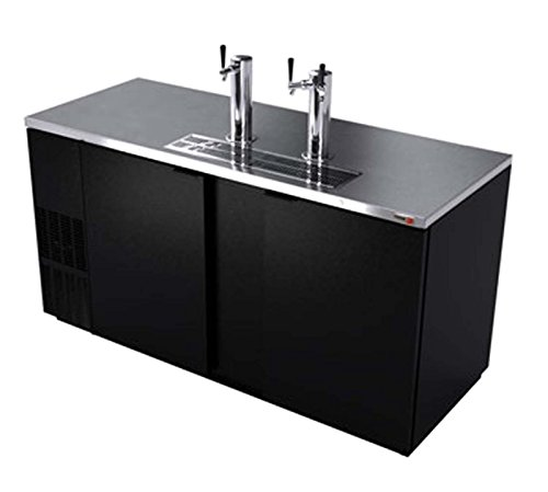 Fantastic Deal! Fagor Refrigeration FDD-69 Three Keg Draft Beer Cooler