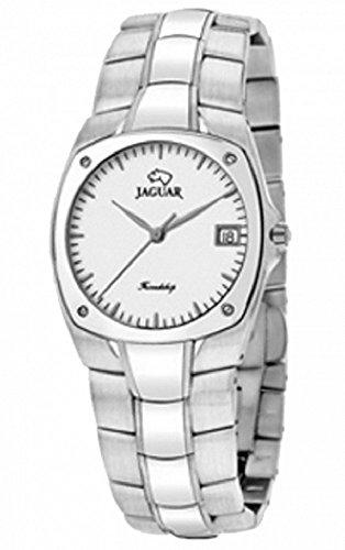 Jaguar J288/1 - Reloj de Pulsera (Acero Inoxidable)