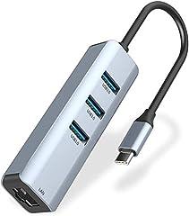 USB C Ethernet Hub