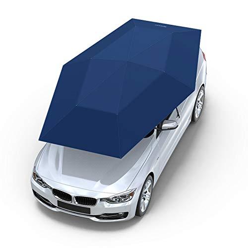 Cochera Móvil De 4.2 M, Estructura De Marco En Forma De Y, Arranque Físico con Una Tecla, Protección Solar Y Aislamiento Térmico, Proteja Su Automóvil