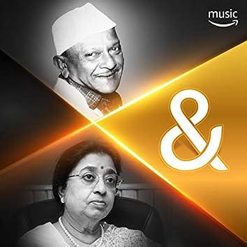 Ram Kadam & Usha Mangeshkar: TOGETHER